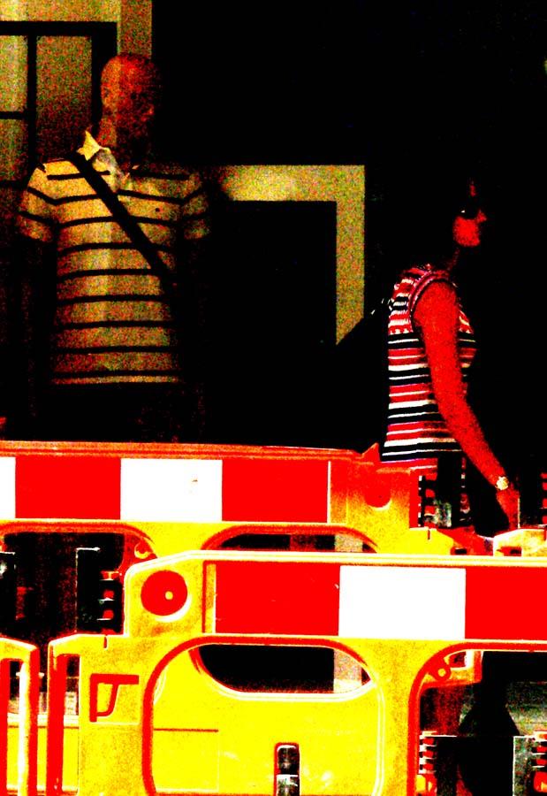 Stripes 1, London