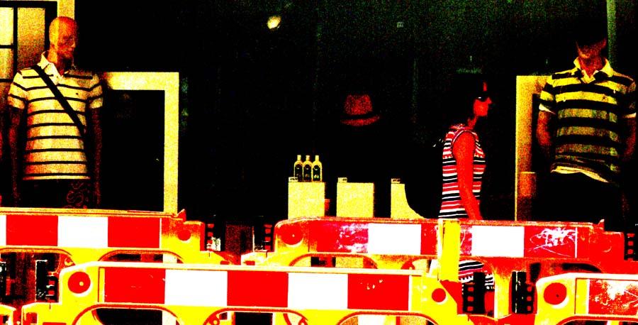 Stripes 2, London