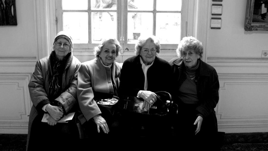Old Friends, Paris