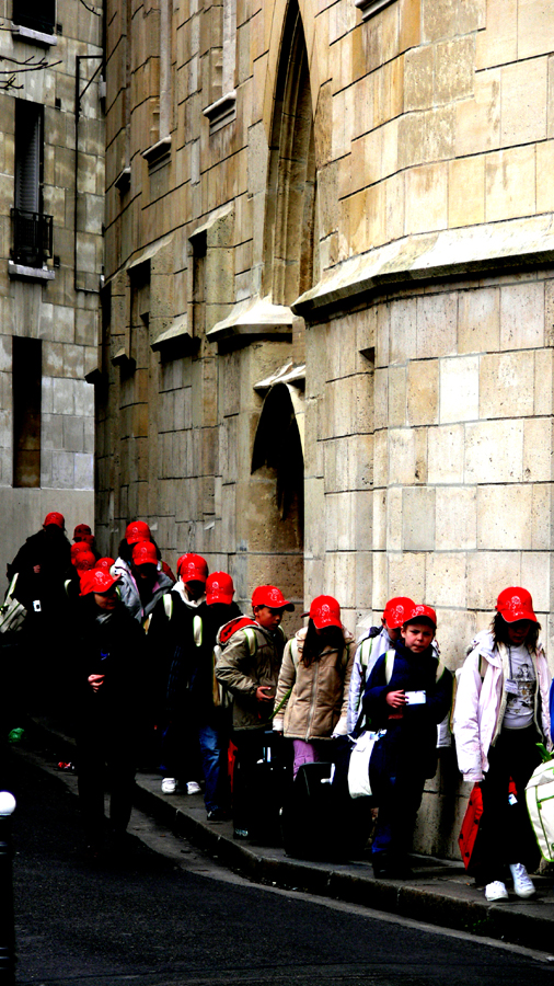 Red Hats, Paris