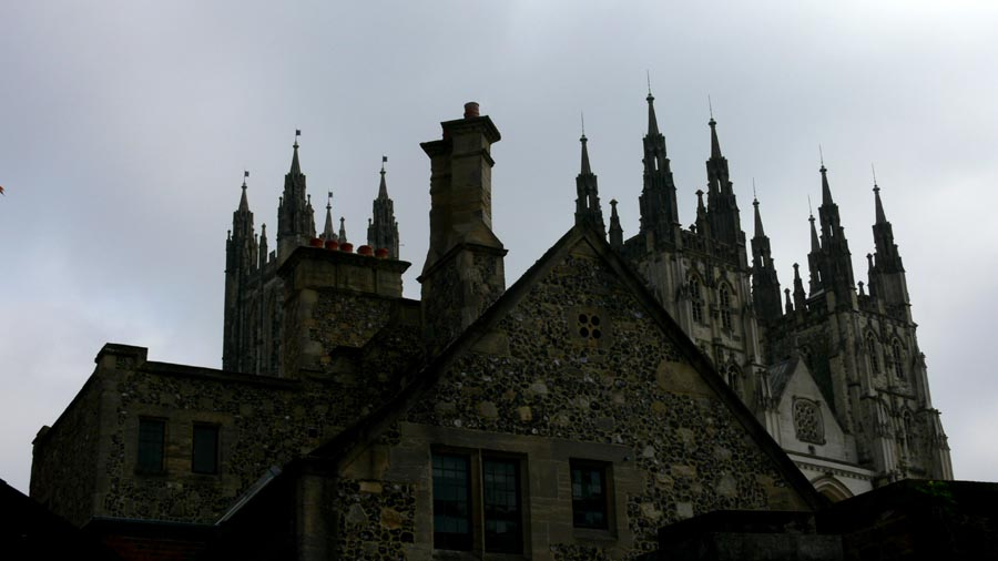 Cathedral Roof tops