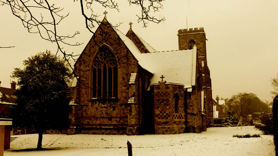 Old Church Tonbridge Road Maidstone