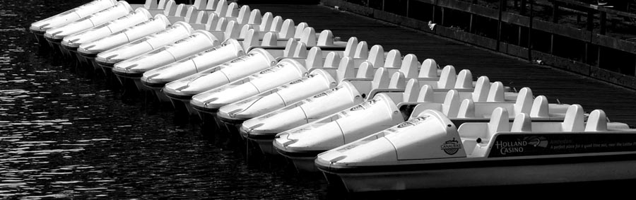 Peddle Boats, Amsterdam